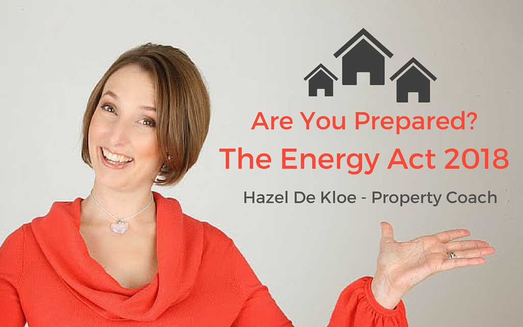 The Energy Act 2018 - Are You Prepared?