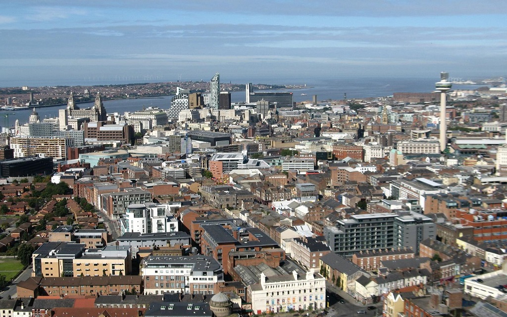 Liverpool has become a magnet for property investors