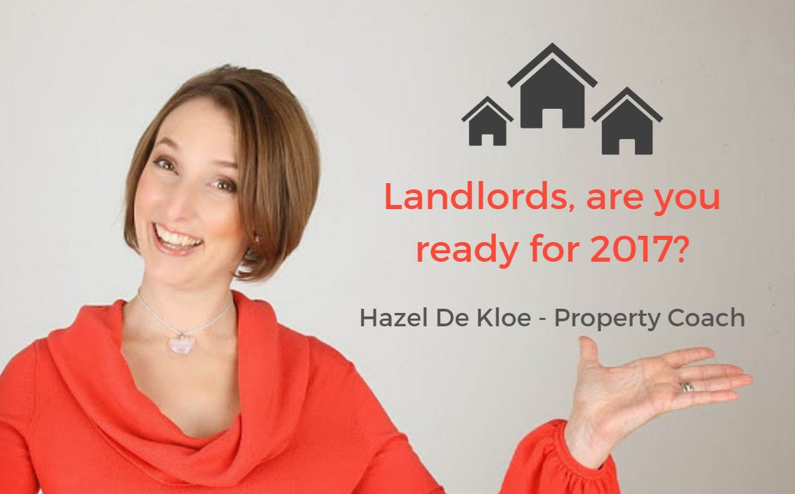 Landlords, are you ready for 2017?