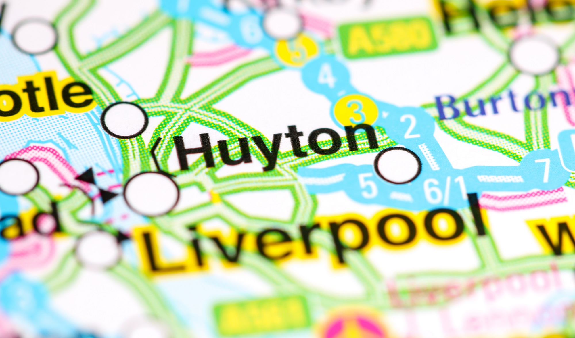 5 of the best properties for sale in Huyton