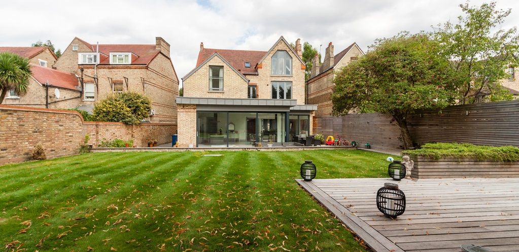 Homes with Gardens: 5 properties in London with gardens