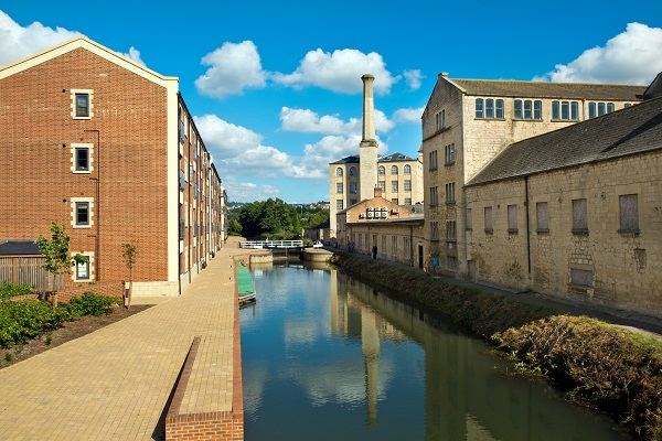 Stroud waterside