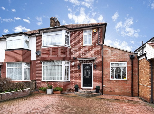 Golders Green 3 bedroom house