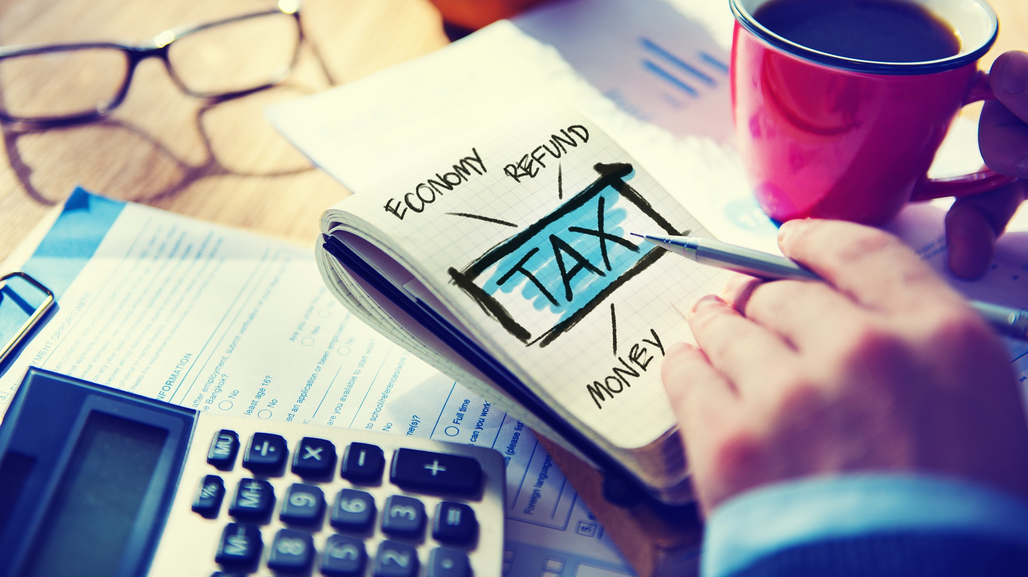 Landlord tax advice for your property