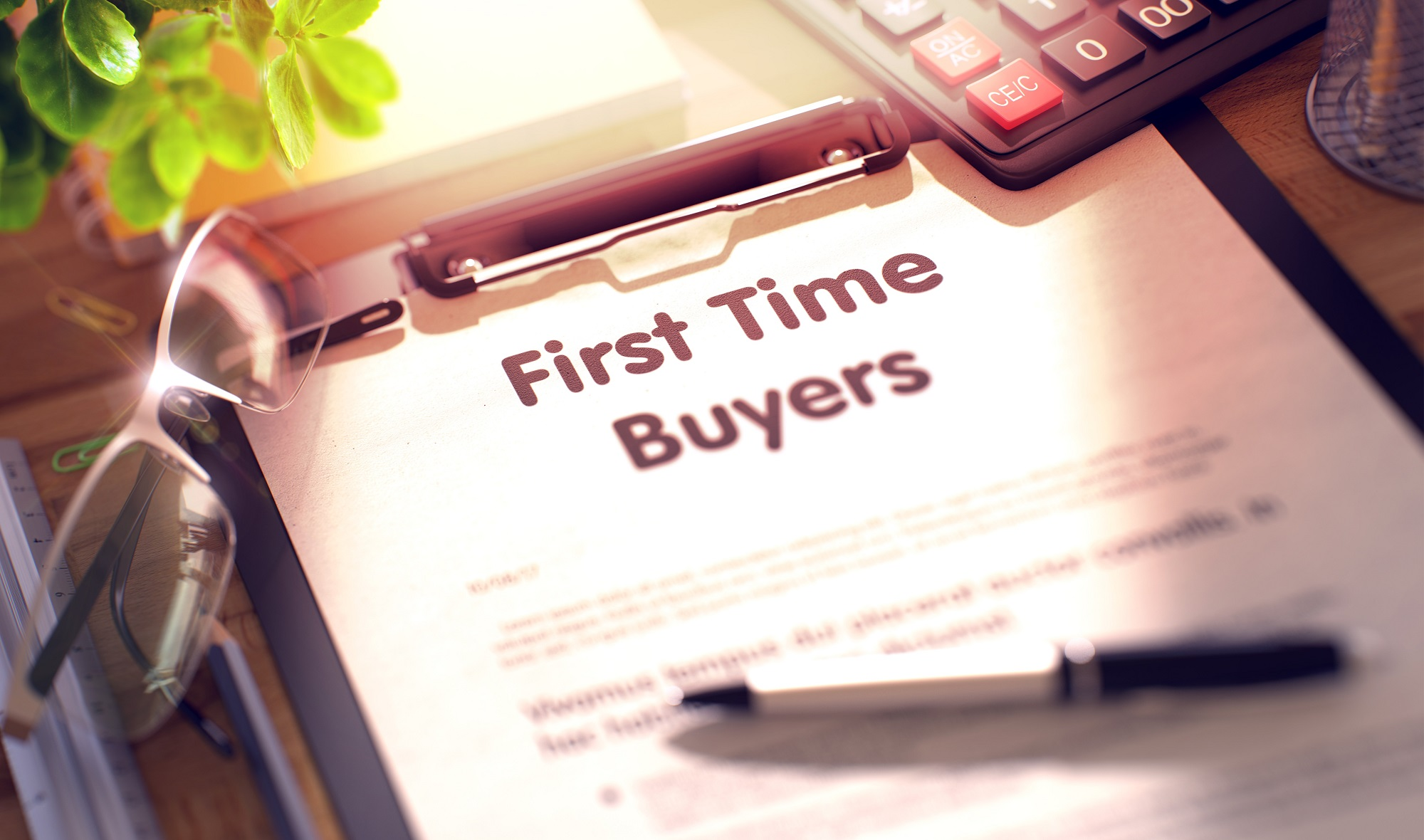 Buying a house? A checklist for first-time buyers