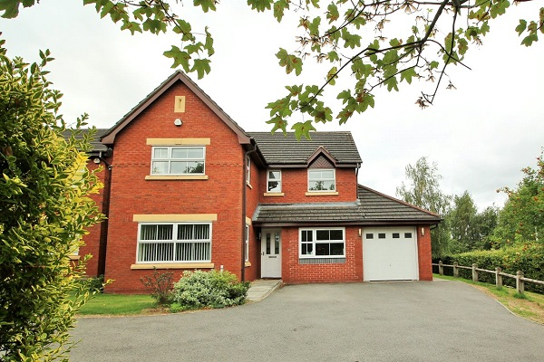 4 bed Wrexham