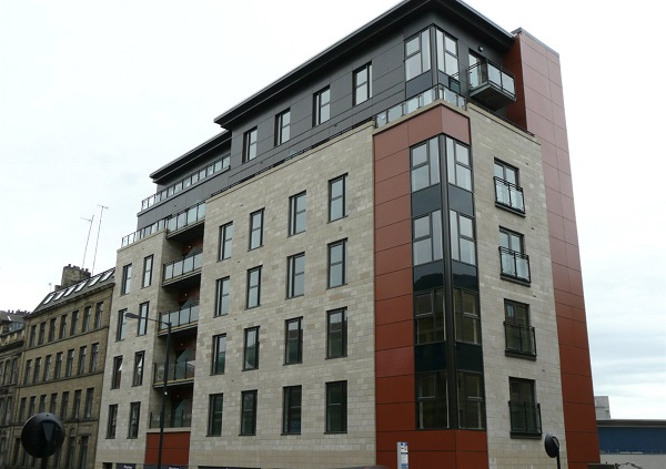 2 bed apartment Bradford