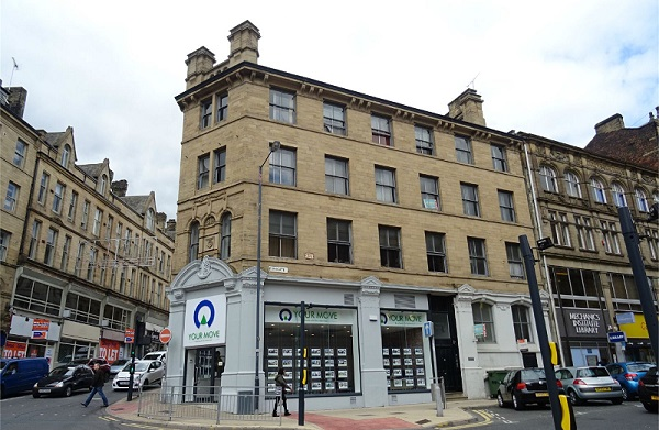 3 bed apartment Bradford