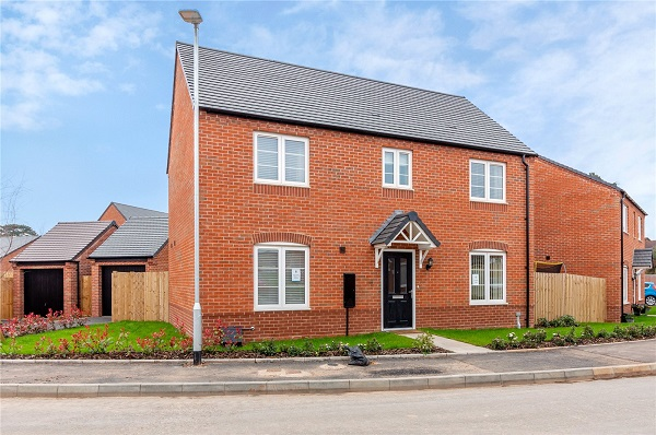 Worcester 3 bed