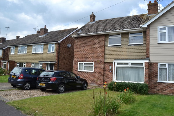 twyford 3 bed house
