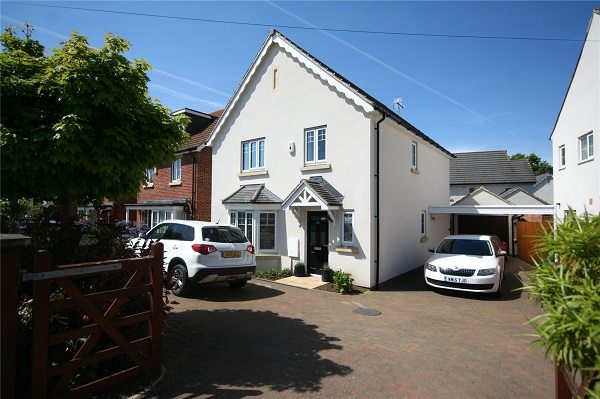 Cheltenham modern 4 bed house